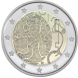 Commemorative Euro coin visual: Finland 2010, Currency Decree of 1860 granting Finland the right to issue banknotes and coins