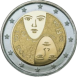Commemorative Euro coin visual: Finland 2006, 1st Centenary of the Introduction of Universal and Equal Suffrage