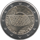 Commemorative Euro coin visual: Finland 2015, 150 years since the birth of Akseli Gallen-Kallela