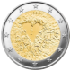 Commemorative Euro coin visual: Finland 2008, 60th Anniversary of the Universal Declaration of Human Rights