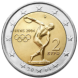 Commemorative Euro coin visual: Greece 2004, Summer Olympics in Athens 2004