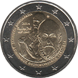 Commemorative Euro coin visual: Greece 2014, 400 years since the death of El Greco